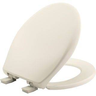 Bemis 200E4 Affinity Round Closed Front Toilet Seat with Soft Close