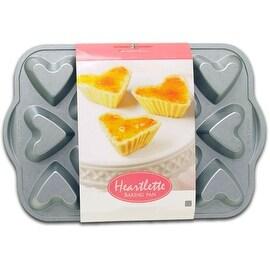Nordic Ware Heartlette Baking Pan
