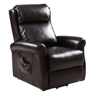 Costway Electric Lift Power Chair Recliners Chair Remote Living Room