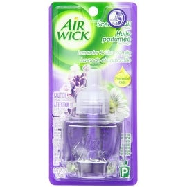 Air Wick Scented Oil Air Freshener Refill, Lavender & Chamomile 0.67 oz