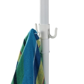 Sunnydaze Beach Umbrella Hanging Hook