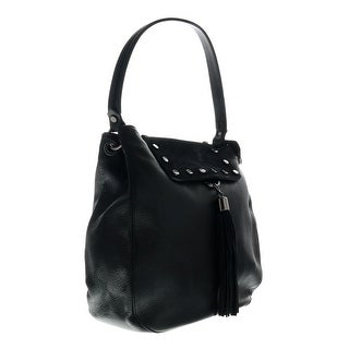 Pierre Cardin 1636 NERO Black Tote Handbags