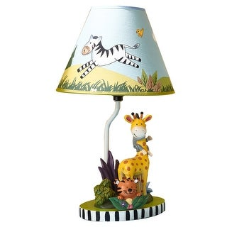 Fantasy Fields - Toy Furniture -Sunny Safari Table Lamp