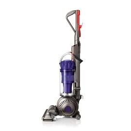 Refurbished Dyson DC41 Multi Floor Upright Bagless Vacuum: Purple