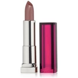 Maybelline ColorSensational Lip Color, On The Mauve [445], 0.15 oz