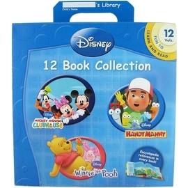 Disney 12 Book Collection