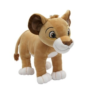 Disney Baby Lion King Adventure Brown Plush Stuffed Animal - Simba by Lambs & Ivy