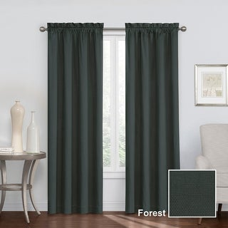 Eclipse Canova Room-Darkening Window Curtain Panel