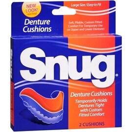 Snug Denture Cushions 2 Each