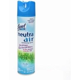 LYSOL Neutra Air Sanitizing Spray, Fresh Scent 10 oz