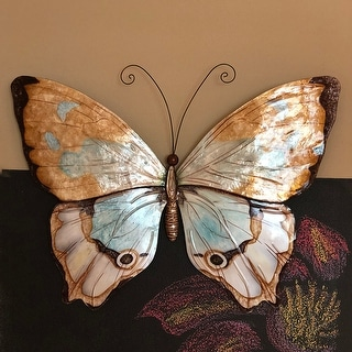 Handmade Butterfly Wall Decor (Philippines)