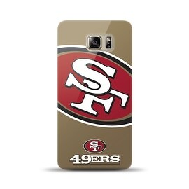 SAMSUNG GALAXY NOTE 5 NFL OVERSIZED SNAPBACK TPU CASE SAN FRANCISCO 49ERS