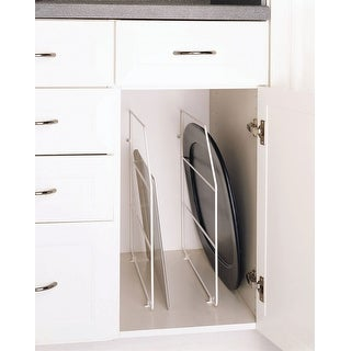 "Rev-A-Shelf 597-18-10 597 Series 18"" High Tray Divider with Mounting"