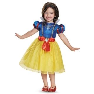 Toddler Snow White Classic Halloween Costume