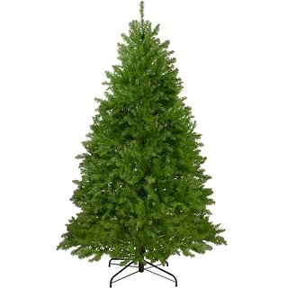 6.5' Northern Pine Full Artificial Christmas Tree - Unlit - 6.5 Foot