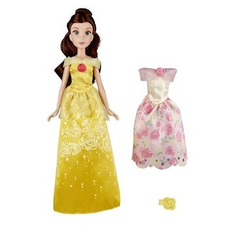 Disney Princess Belle's Tea Party Styles