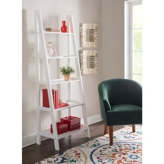 Freya 5-tier Ladder Bookshelf