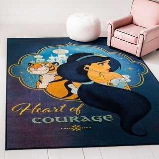 Safavieh Collection Inspired by Disney Aladdin - Heart of Courage Rug