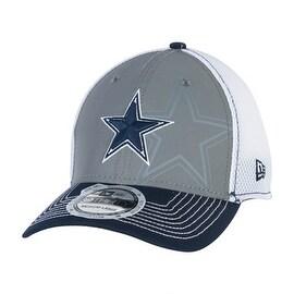 Dallas Cowboys Shadow Reflect Neo Flex Fit Cap (M/L)