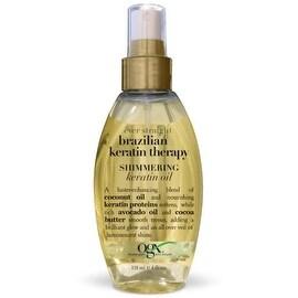 Organix Brazilian Keratin Therapy Shimmering Keratin Oil Spray 4 oz