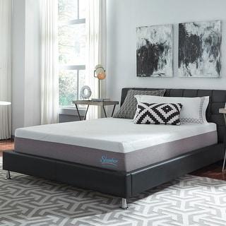 Slumber Solutions 12-inch Gel Memory Foam Choose Your Comfort Mattress