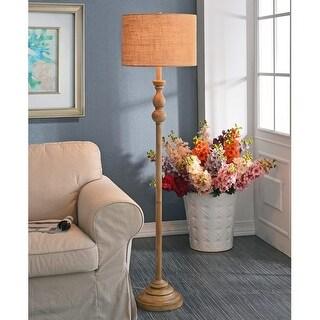 Taunton Toasted Almond 59-inch Floor Lamp