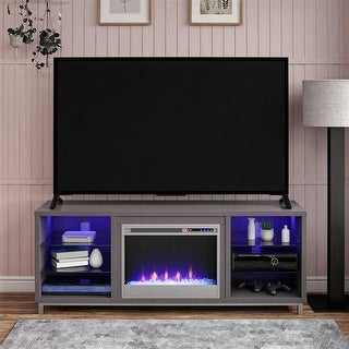 Avenue Greene Westwood Fireplace 70-inch TV Stand