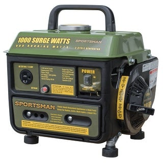 Sportsman 1000 Surge Watt Portable Generator - Not CARB Compliant - 1000 W