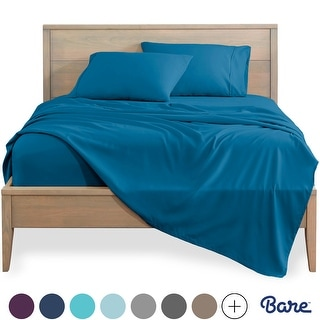 Bare Home Luxury Premium 1800 Series Ultra-Soft Collection Sheet Set - Deep Pocket