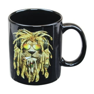 Reggae Lion 11oz Coffee Mug - Multi