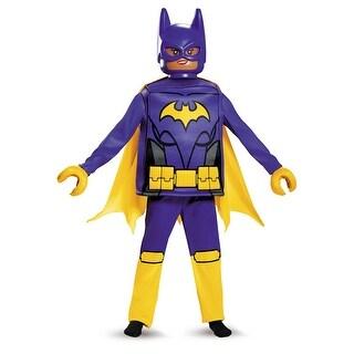Girls LEGO Batgirl Movie Deluxe Halloween Costume