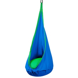Driftsun Hammock Pod Kids Swing / Outdoor and Indoor Children's Hammock Chair Nook