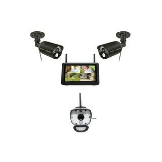 Uniden UDR777HD plus ULC58 - 1 Video Surveillance System w/ 7 Inch HD Monitor