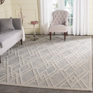 Safavieh Handmade Cambridge Dorthea Modern Wool Rug