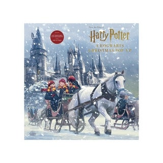 Harry Potter: A Hogwarts Christmas Pop-Up Book