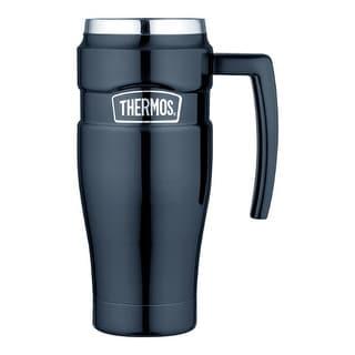 Thermos stainless steel king travel mug 16 oz