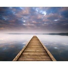 Lake Walk Iii by Jonathan Chritchley Sunsets And Sunrises Art Print