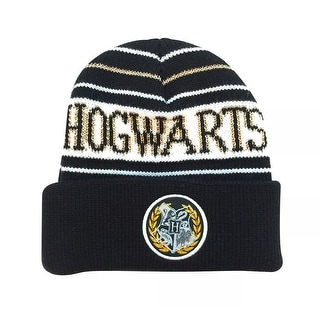Harry Potter Hogwarts Knit Hat