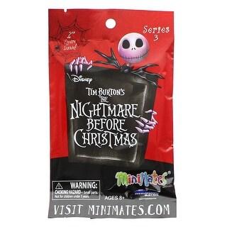 Nightmare Before Christmas Minimates Series 3 Blind Bag Figure - Multi
