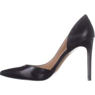 INC International Concepts Womens Kenjay Leather Pointed Toe D-orsay Pumps
