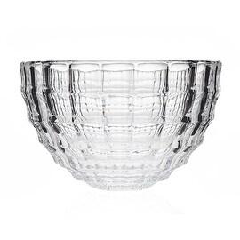 Godinger Windows Crystal Bowl