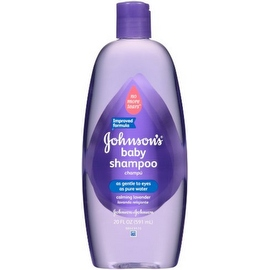 JOHNSON'S Baby Shampoo With Natural Lavender 20 oz