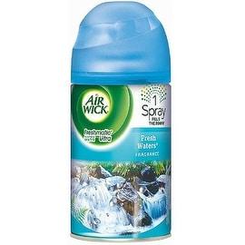 Air Wick Freshmatic Ultra Air Freshener Refill, Fresh Waters 6.17 oz