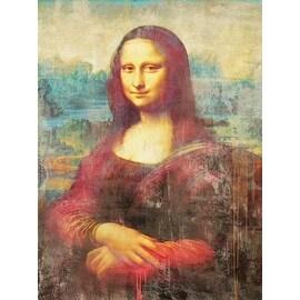 Mona Lisa 2.0 by Eric Chestier Portraits Art Print