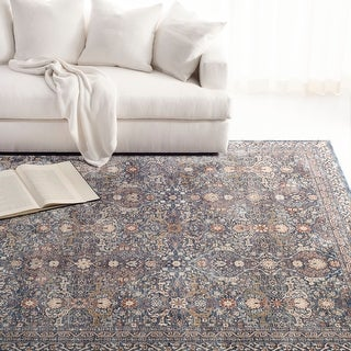 Lauren Ralph Lauren Belvoir Traditional Oriental Polyester Rug