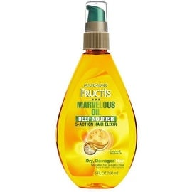Garnier Fructis Style Deep Nourish 5-Action Dry Hair Marvelous Oil 5.1 oz