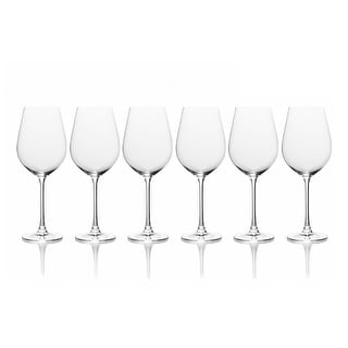 Mikasa 'Stiletto' 21.75 oz. Red Wine Glass (Set of 6)