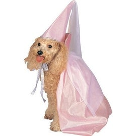 Pink Fairy Princess Dog Costume, Small