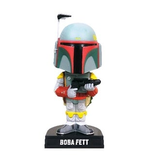 Star Wars Boba Fett Wacky Wobbler Bobble Head - Multi
