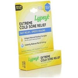 LypSyl Extreme Cold Sore Relief Lip Balm 0.28 oz